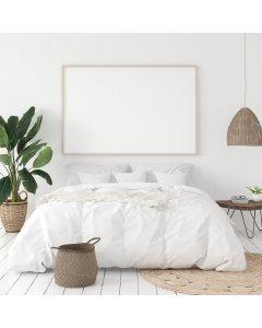 Balmain 1000 Thread Count  Bamboo Quilt  Pillowcases Set - Queen