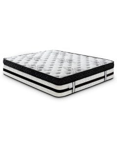 Laura Hill King Mattress  with Euro Top - 34cm